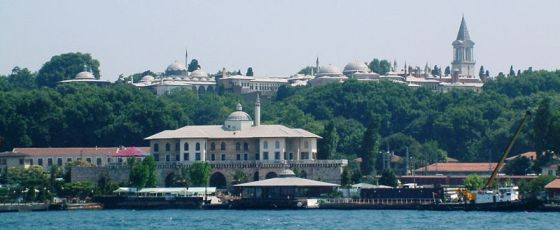 istanbul palais topkapi