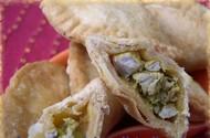 Samossas indiens au porc et au brocolis 1