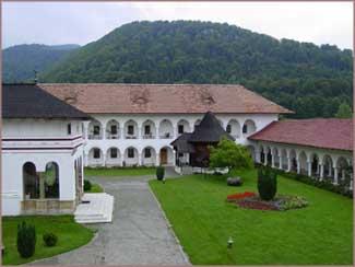 sambata monastere roumanie