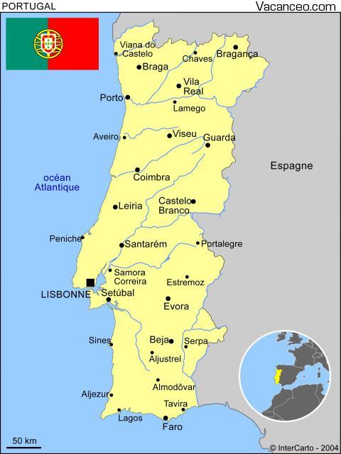 Notre tour d'Europe à pied : Portugal 2