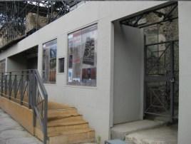 Entrée site Pompei