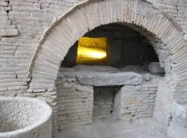 Four à Pompei