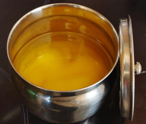 Le ghee ; beurre indien clarifié (Recette indienne) 1