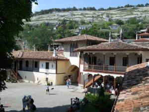Tourisme Ukraine : Bakhtchissaraï et le palais des Khans en Crimée 1