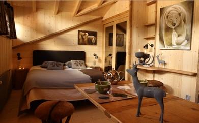 Hotel Haute Savoie : La Bergerie à Morzine ; un chalet authentique 4