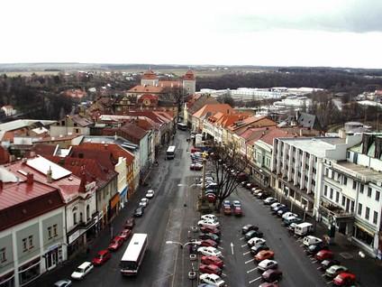 Mlada Bosleslav ; château de Bohème, usine et musée Skoda 2