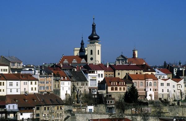 Mlada Bosleslav ; château de Bohème, usine et musée Skoda 1