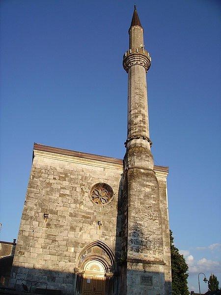 mosquée bihac centre ville