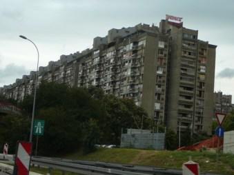 novi belgrad immeubles