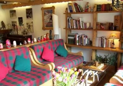 Hotel Haute Savoie : La Bergerie à Morzine ; un chalet authentique 2