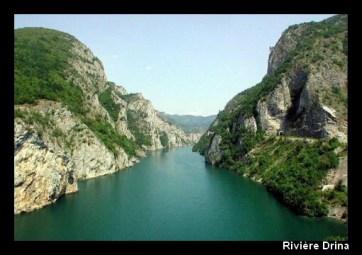 Rivière Drina