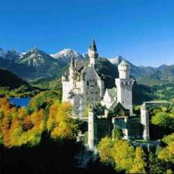 neuschwanstein chateau baviere
