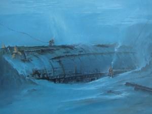 Andrei Loubianov, « le peintre des catastrophes navales » 2