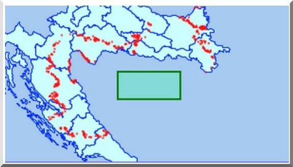 Quels risques par rapport aux mines antipersonnels dans les Balkans (Croatie, Bosnie, Kosovo, Serbie)? 1