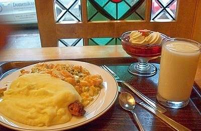 Restaurant Lido Riga : cuisine lettone, produits frais et petits prix 5