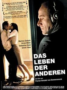 La Vie des Autres : la RDA, la Stasi, police politique et ses écoutes 1