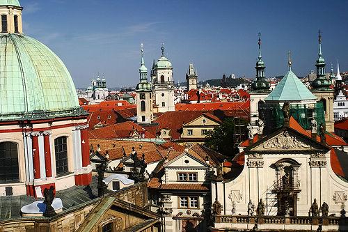 Vacances à Prague, une ville ensorcelante 1
