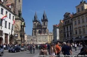 prague eglise tym vieille ville