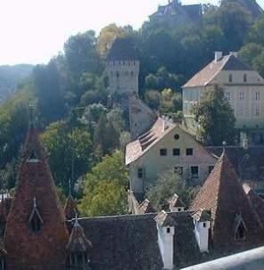 sighisoara chateau