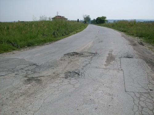 Etat des routes dans les Balkans