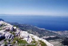 Biokovo parc naturel Makarska