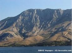 Montagnes dalmates