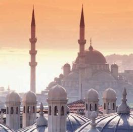 Istanbul mosquee