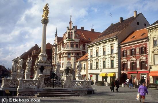 Maribor place
