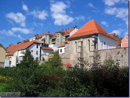 Synagogue Zidovska ulica Maribor