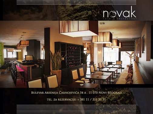 cafe novak dorcol