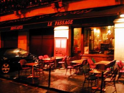 Brasserie Le Passage à Bordeaux ; de la bonne cuisine du sud ouest 1