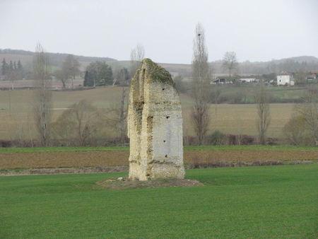 pile gallo romaine de Biran - Gers