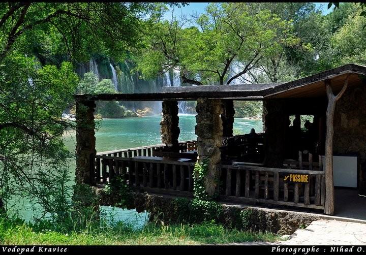Kravice : lac et parc naturel de chutes en Bosnie-Herzégovine 2