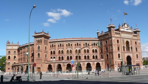 Arènes de Las Ventas