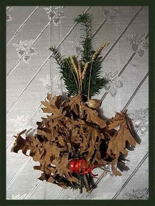 Badnjak - Noël en Serbie