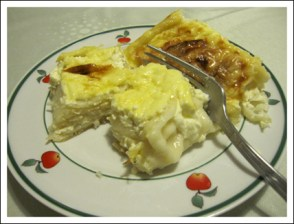 Recette des Strukli sa sirom, spécialité au fromage de la région de Zagreb 1