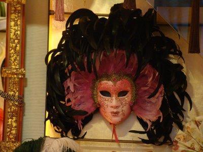 masque carnaval venise