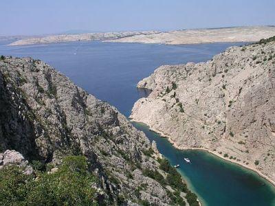 parc national velebit dalmatie