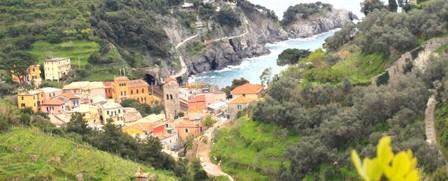 Monterosso Cinque Terre (Italie)