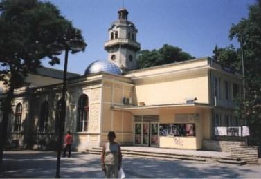 varna bulgarie - Tour de la vieille horloge