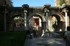 Antalya Porte d'Hadrien