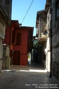Antalya - Rue de Kaleiçi