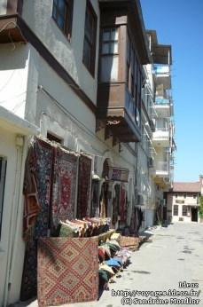 Antalya - magasin de tapis