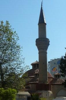 Antalya minaret