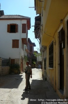 Antalya - rue de Kaleiçi la vieille ville