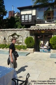 Antalya vieille ville