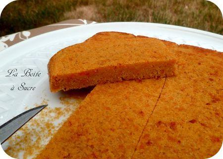carrot cake americain