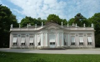 Amalienburg Nymphenburg Munich