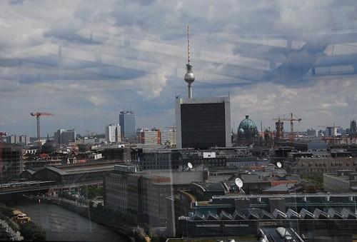 Berlin vue générale