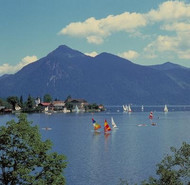 Lac Chiemsee Baviere